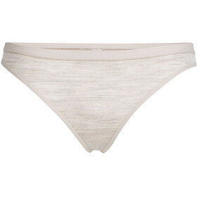 Icebreaker Siren Thong Women Fawn Heather/Fawn Heather